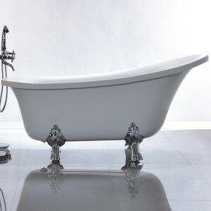 60 x 30 freestanding tub. 69  x 30 Freestanding Soaking Bathtub Tubs
