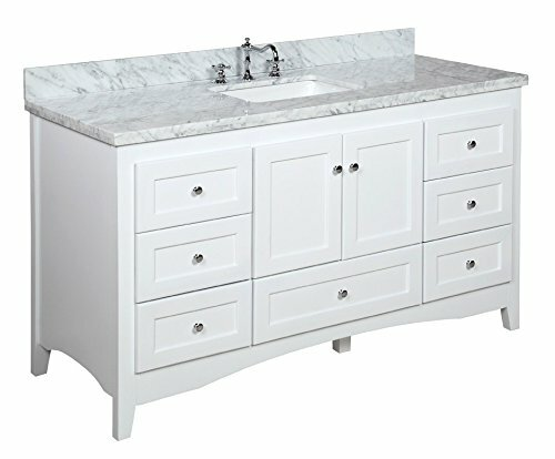 Abbey 60 Single Bathroom Vanity Set