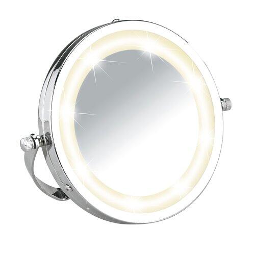 Kosmetikspiegel Brolo Wenko | Bad > Bad-Accessoires > Kosmetikspiegel | Metall | Wenko