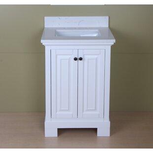 Best Stetson 24 Single Bathroom Vanity Set ByDarby Home Co