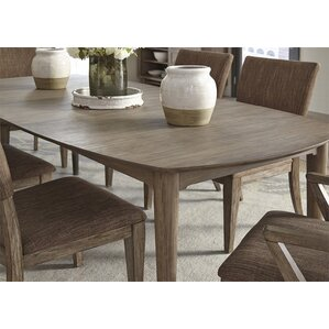 Enrique Oval Extendable Dining Table by Ivy Bronx