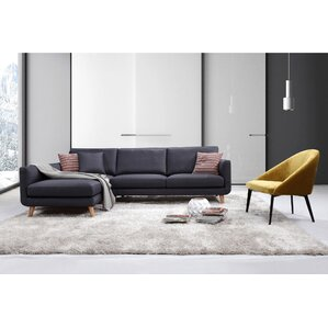 Osborne Sectional  sc 1 st  AllModern : gray sectional sofa - Sectionals, Sofas & Couches