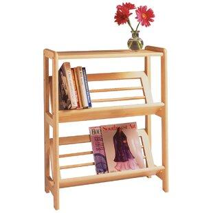 Calfee Tilted Standard Bookcase