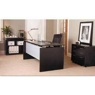 Find the perfect Frey Straight Front Executive Desk Shell ByLatitude Run