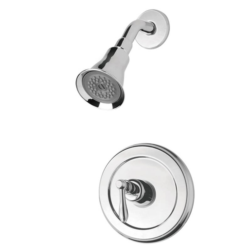 Fontainebyitalia Montbeliard Volume Control Shower Faucet With Valve