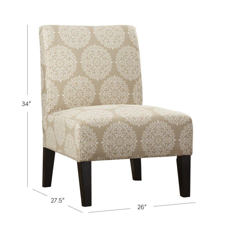Gentil Gerace Slipper Chair
