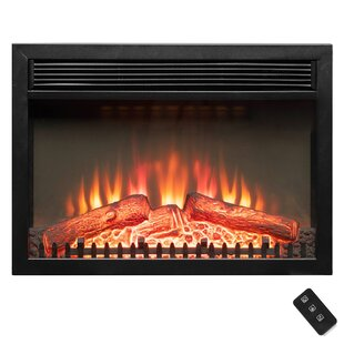 Electric Fireplace Bookcase