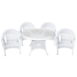 Draeger Traditional 5 Piece Dining Set By Darby Home Co