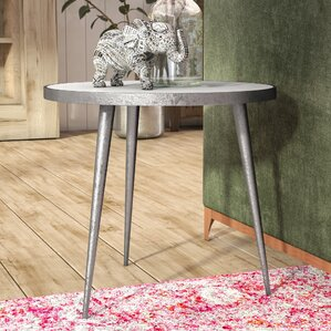 Dilip Marble End Table by ..
