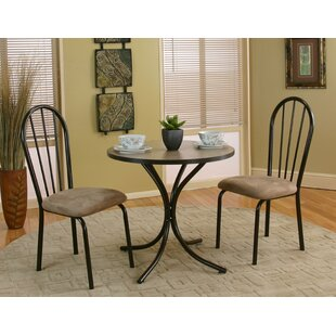 Gini 3 Piece Dining Table Set by Red Barrel Studio