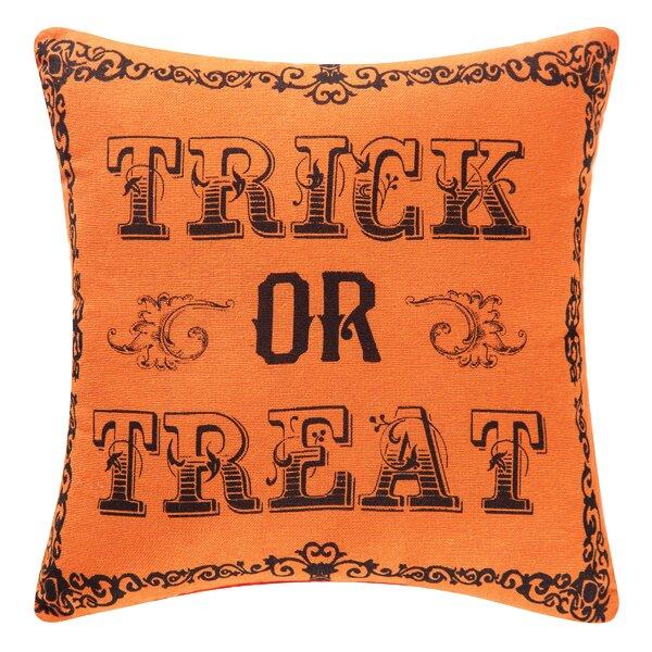 halloween pillows youll love wayfair - Halloween Pillows