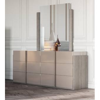 Rosdorf Park Rawles 6 Drawer Dresser