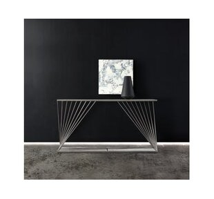 Melange Santiago Console Table By Hooker Furniture