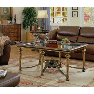 Best Price Sorrento Coffee Table ByEastern Legends