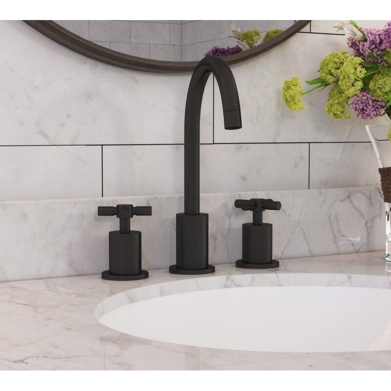 Ancona Prima Widespread Bathroom Faucet & Reviews | Wayfair