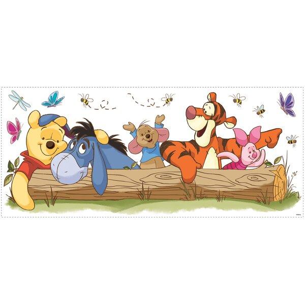 Room Mates Winnie The Pooh Outdoor Fun Giant Wall Decal U0026 Reviews   Wayfair Part 92