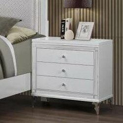 Find the perfect Catalina 3 Drawer Nightstand by Global Furniture USA