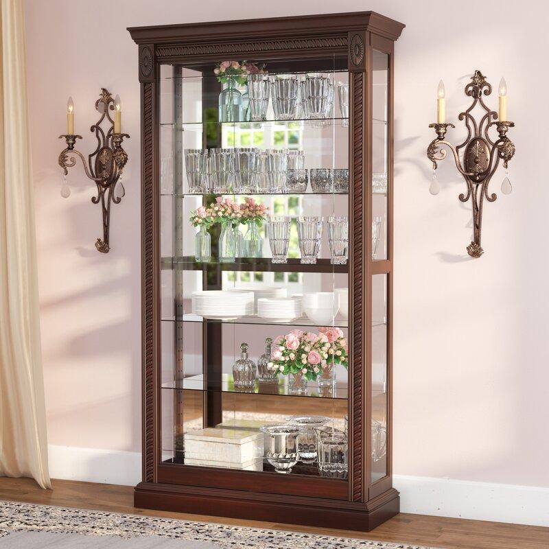 Display Cabinets You'll Love | Wayfair