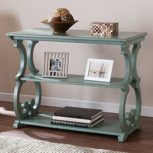 Lariviere Scroll Console Table