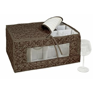Dinnerware U0026 Stemware Storage Youu0027ll Love | Wayfair