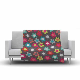 Affordable Jolene Heckmen Sunny Days Fleece Blanket ByEast Urban Home