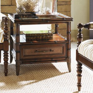 Tommy Bahama Home Landara Emerald Bay End Table Image