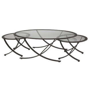 Wellington 3 Piece Coffee Table Set Allan Copley Designs