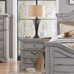 Kennison 3 Drawer Nightstand ByDarby Home Co