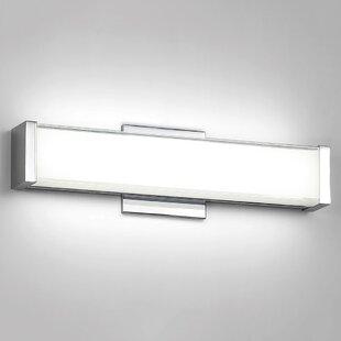 Rothe 1-Light LED Bath Bar by Orren Ellis