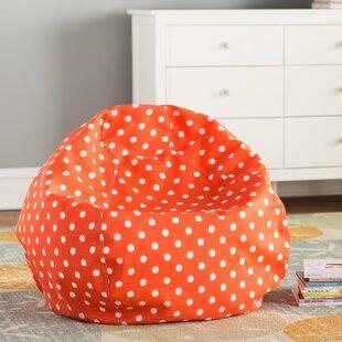 Telly Bean Bag Chair by Viv   Rae