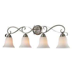 Find for Malinda 4-Light Vanity Light By Fleur De Lis Living