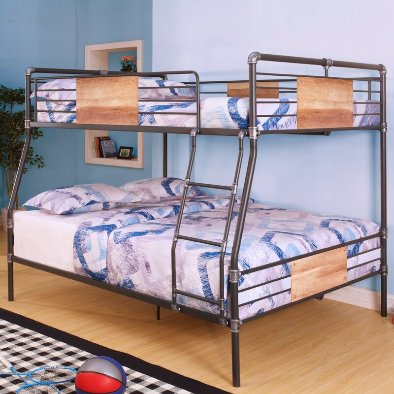 Acme Furniture Brantley Twin Xl Over Queen Bunk Bed