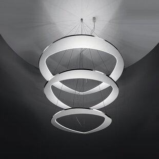 Diadema 1-Light  LED  Pendant by ZANEEN design