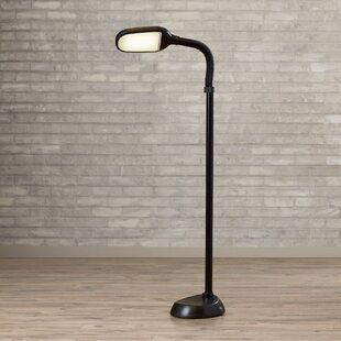 Best Choices Sunlight 60 LED Task Floor Lamp By Trademark Global