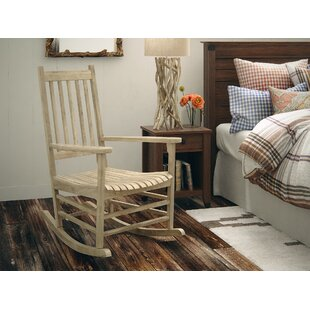 Standish Rocking Chair Loon Peak Discount