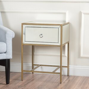 Crosby End Table With Stor..