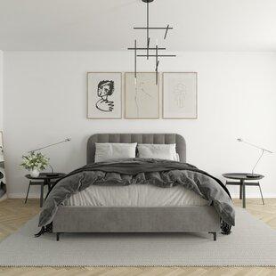 Perrine Upholstered Platform Bed by Mercer41