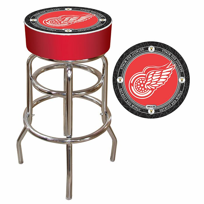 "NHL Montreal Canadians 31"" Swivel Bar Stool"