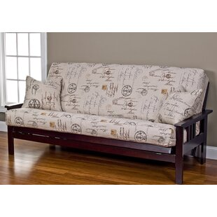 Devonshire Box Cushion Futon Slipcover