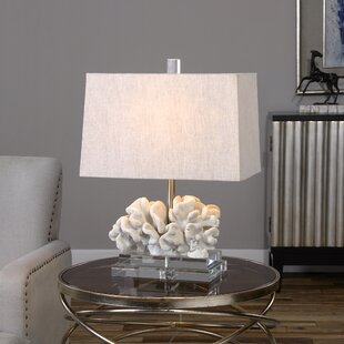 Read Reviews Eilish Sculpture 22 Table Lamp By Highland Dunes