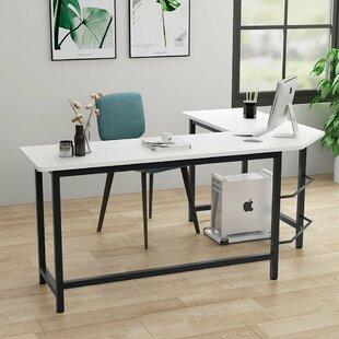 Foulk L-Shaped Computer Desk