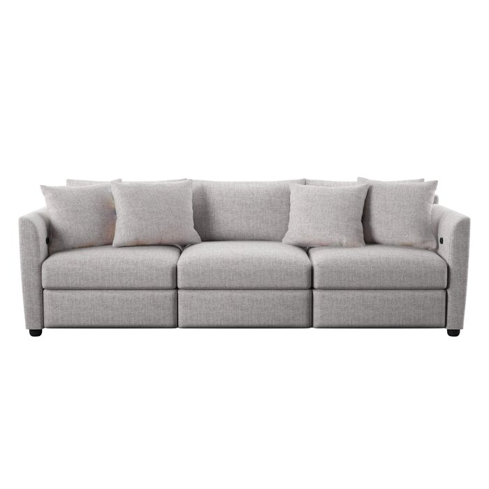 Terrific Georgia Reclining Sofa Ibusinesslaw Wood Chair Design Ideas Ibusinesslaworg