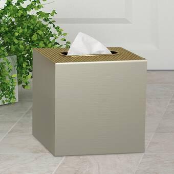 House Of Hampton Malott Tissue Box Cover Reviews Wayfair