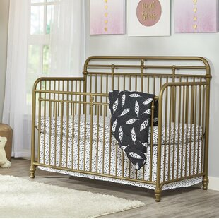 Read Reviews Monarch Hill Hawken 3-in-1 Convertible Crib ByLittle Seeds