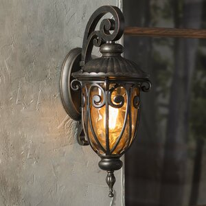 Massey 3-Light Outdoor Wall Lantern