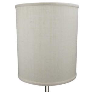 Bargain 12 Burlap Drum Lamp Shade By Fenchel Shades