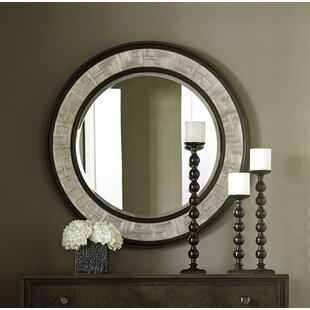 Barclay Butera Brentwood Round Dresser Mirror