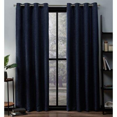 Modern Grommet Eyelet Curtains Drapes Allmodern