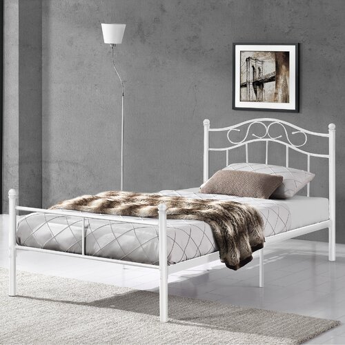Metallbett Zanders Marlow Home Co. | Schlafzimmer > Betten > Metallbetten | Marlow Home Co.