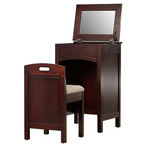 Lafayette Vanity Set with Mirror